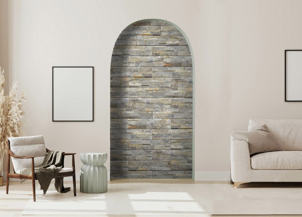 Self-adhesive stones | Interior coating