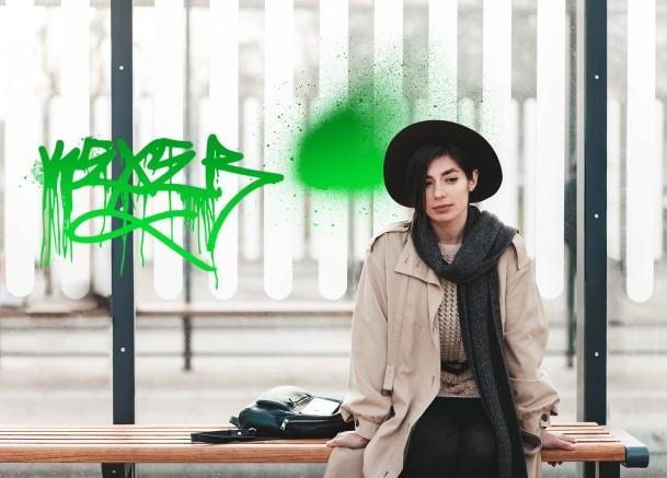 Anti-graffitis